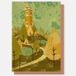 Cabot Tower – card