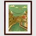 Clifton Suspension Bridge – A3