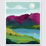 Lake District – 30x40cm