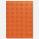 A5 Circulo Lined - Orange/Grey